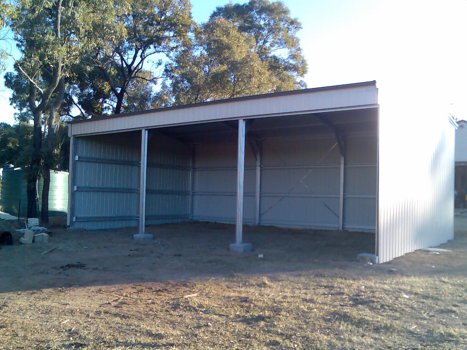 open front livestock shed joy studio design gallery